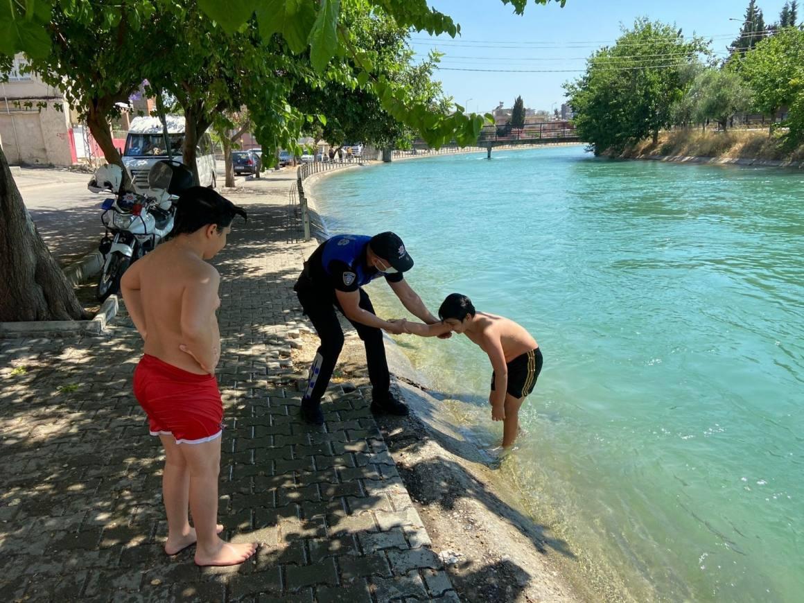 Polisin 'can' nöbeti hayat kurtarıyor