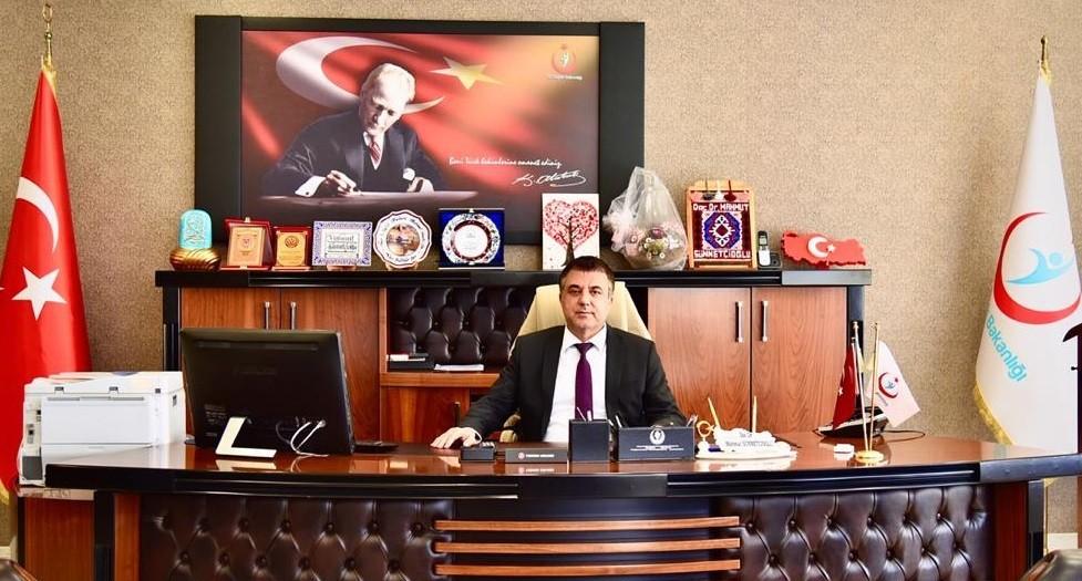 Sağlık Müdürü Sünnetçioğlu'dan aşı çağrısı