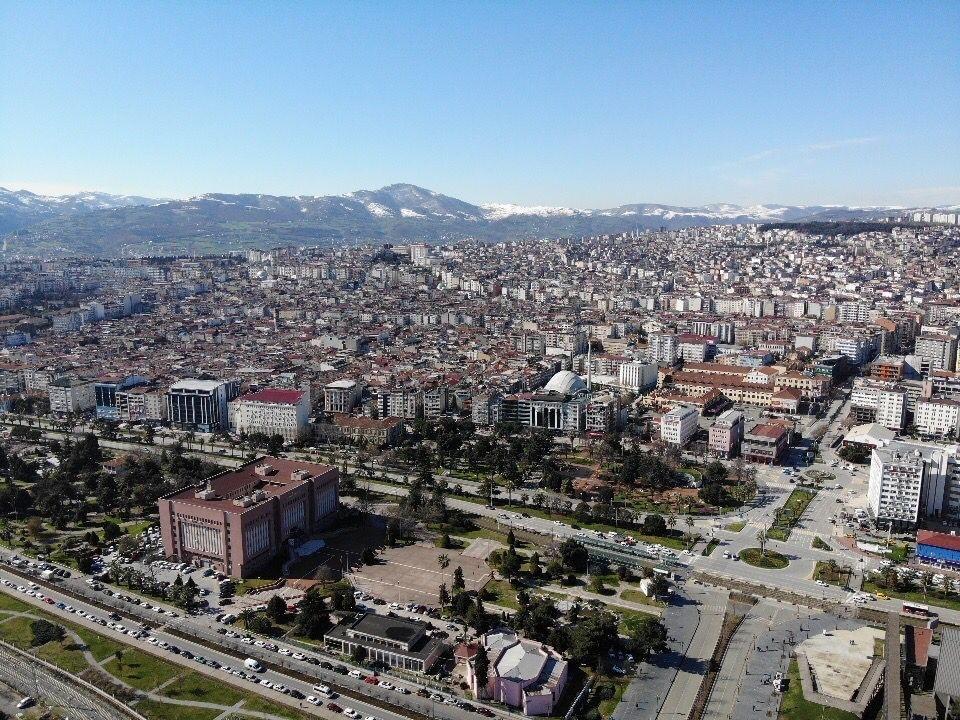 Samsun'da aranan bin 259 kişi yakalandı