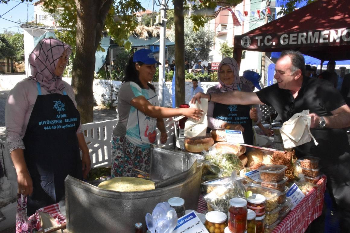 Selatin Organik Köy Pazarı yeniden açılıyor