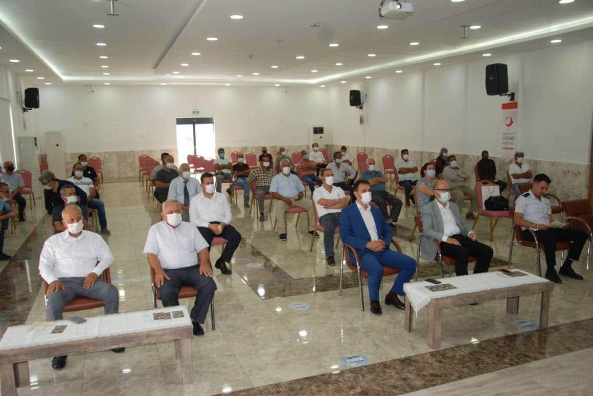 Silifke'de Suriyeliler hakkında doğru bilinen yanlışlar anlatıldı