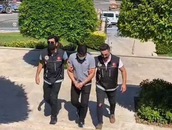 Sırt çantasında 1,5 kilo uyuşturucu ile yakalanmıştı, tutuklandı