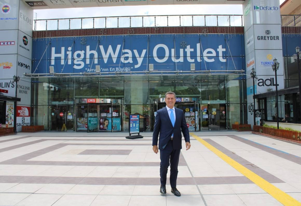 TDP Genel Başkanı Sarıgül, Highway'i ziyaret etti