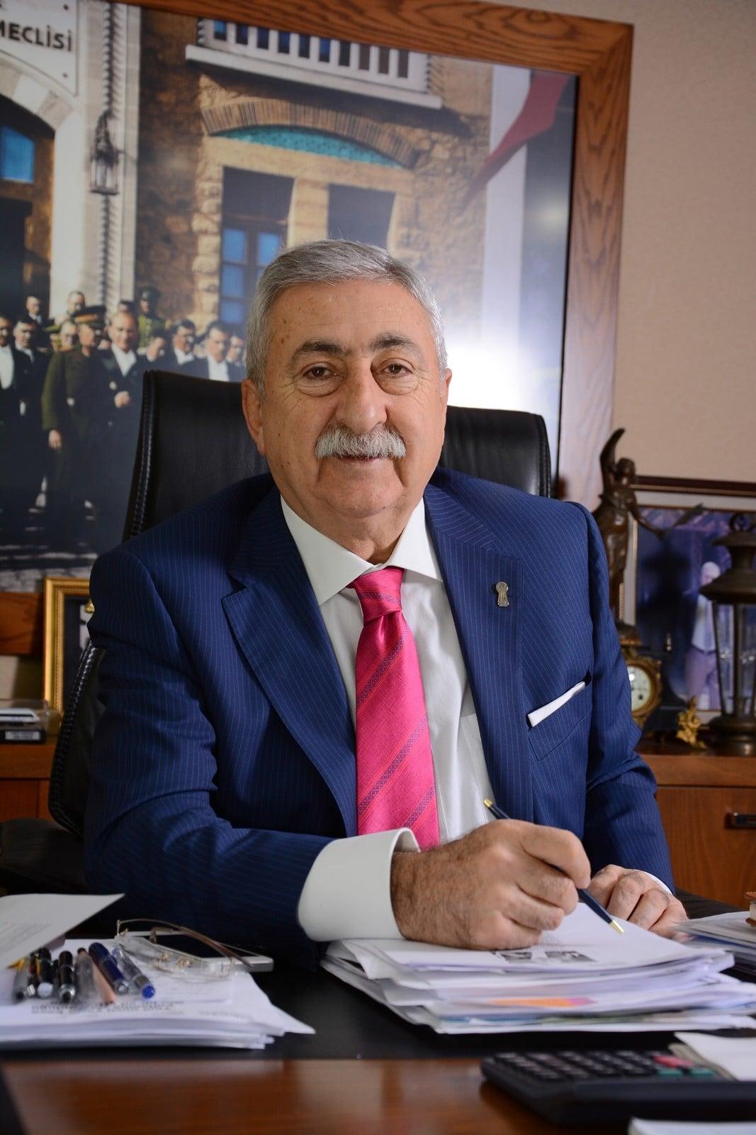 """TESK Başkanı Palandöken: """"Ulaşım sektörü muhakkak özel olarak desteklenmeli"""""""