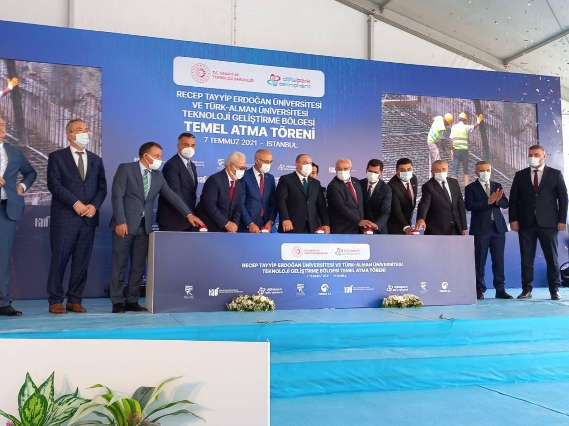 """Teknoloji Bakanı Varank: """"Her şehrimize bir teknopark kurmaya çalışıyoruz"""""""
