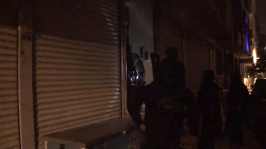 Terör örgütü DHKP/C'nin 'milis hücresi' çökertildi: 7 gözaltı