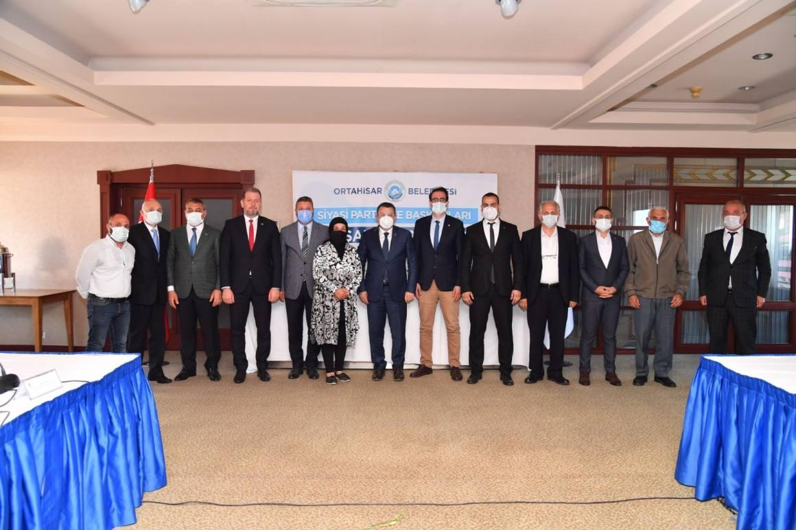 Trabzon'da 'Ortahisar İttifakı'