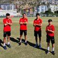 U15 Milli Takım bölge seçmelerine Alanyaspor'dan 4 futbolcu katılacak