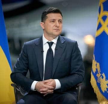 """Ukrayna Devlet Başkanı Zelenskiy'den Putin'e: """"Aynı milletten olsaydık Moskova'da Ukrayna bayrağı dalgalanırdı"""""""