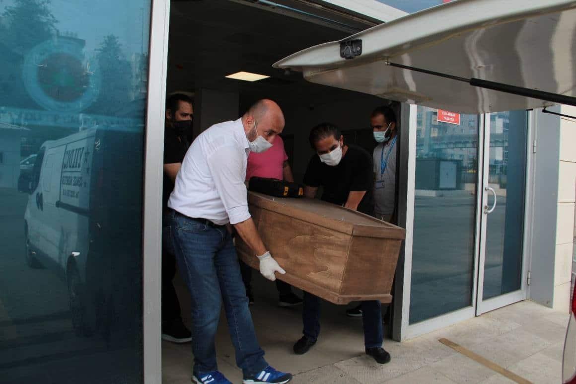 Ukraynalı dağcının cenazesi ülkesine gönderildi