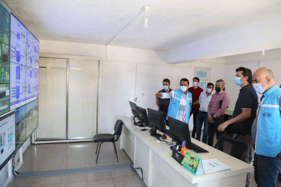 VASKİ'den 'Akıllı Enerji ve Su Yönetimi' hizmeti