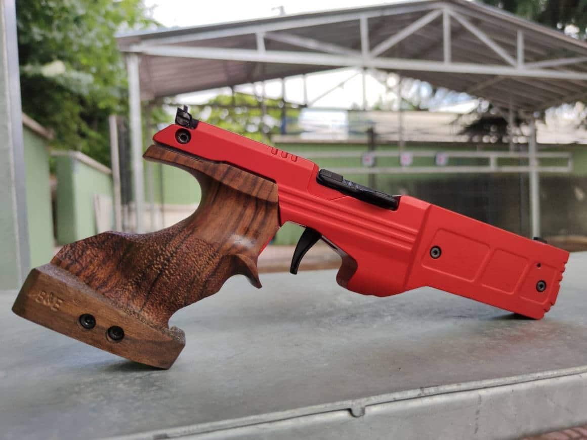 Yerli üretim lazer silahı, milli sporcu yetiştirmede büyük avantaj sağlayacak