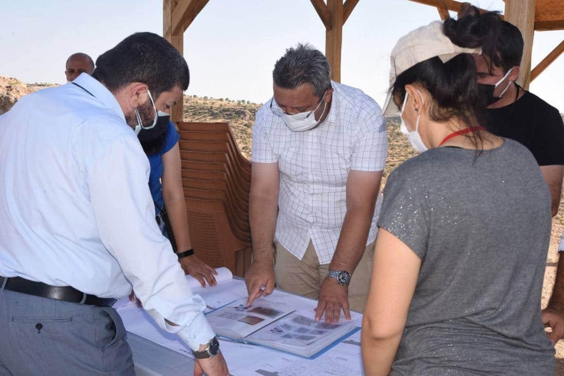Zerzavan'a destek ziyaretleri devam ediyor